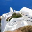 Santorini island Greece — Stock Photo #18647053