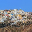 Santorini island Greece - 图库照片