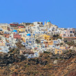 Santorini island Greece — Stockfoto