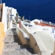 Santorini island Greece — Stock Photo #18648339