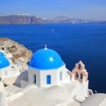 Santorini island Greece — Stock Photo