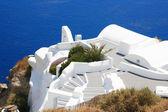 Ilha de santorini grécia — Foto Stock
