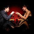 Attractive young couple — Stock Photo #18721449