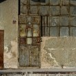 eski kapı ve pencere — Stok fotoğraf #18735711