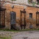 eski kapı ve pencere — Stok fotoğraf #18736267