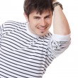 Happy young casual man portrait — Stock Photo #18863561