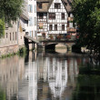La Petite France at Strasbourg — Stock Photo