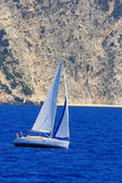 Sailing yacht — Stockfoto