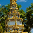 Stock Photo: Budhist temple in Phuket