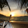 Foto Stock: Holidays paradise beach