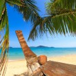 Holidays paradise beach - Stock Photo
