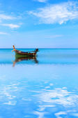 Boat in Phuket Thailand — Stock Photo