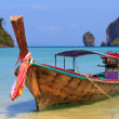 Long tailed boat in Thailand - Stock fotografie