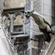 Royalty-Free Stock Photo: Gargoyle on Notre Dame Cathedral