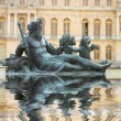 Neptune Statue in Versailles - Stockfoto