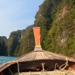 Boat in Phuket Thailand — Stock Photo #24440883