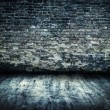 Grunge wall background — Stock Photo