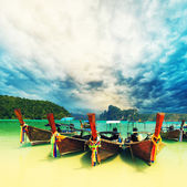 Holidays paradise beach — Foto Stock