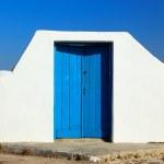 View on Oia in Santorini — Stock Photo