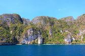 Beautiful bay of Phi Phi island Thailand — Stock Photo