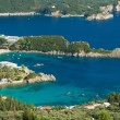 Stock Photo: Paleokastritsbay, Corfu