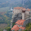 The monsteries of Meteora — Foto Stock