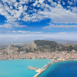 Aerial view on Zakynthos Greece — Stock Photo #31460393