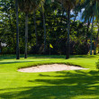 Golf course in Phuket — Stok fotoğraf