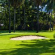 Stock Photo: Golf course in Phuket