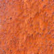 Oxidized metal surface making an abstract texture — Stock Photo