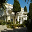 Achilleion palace in Corfu, Greece — Stock Photo