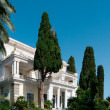 Achillion palace, Corfu island — Stock Photo