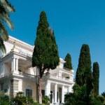 Achillion palace, Corfu island — Stock Photo #33480723