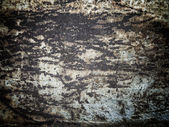Old rusty metal plate heavily aged — Foto de Stock