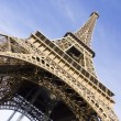 Eiffel tower is one of most recognizable landmarks in th — Stock Photo #37307369