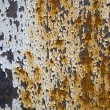 Stock Photo: Rusted metal background
