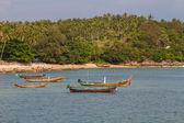 Rawai beach in phuket island T — Foto de Stock