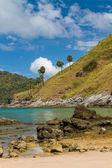 Nai Harn Beach in Phuket island — Stock Photo