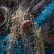 Close up view of fishing net — Stock Photo #37634475