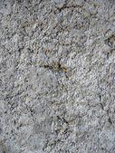 Closeup fragmento de pared de estuco de un edificio — Foto de Stock
