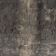 Stock Photo: Stone wall texture