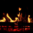 Fireplace — Stock Video #40015299