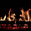 Fireplace — Stock Video #40016127
