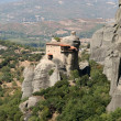 Meteora monasteries in Greece — Stock Photo #40336825