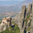 Meteora monasteries in Greece — Stock Photo #40336983