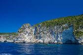 Paxos island Greece — Stockfoto