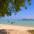 Exotic Bay of Rawai in Phuket island Thailand — Stock Photo