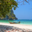 Monkey Bay, Koh PhiPhi Island — Stock Photo #41808507