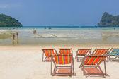 View on Phi Phi island beach — Stock Photo