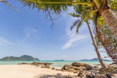 Patong beach in phuket island Thailand — Stock Photo